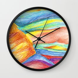 landscape or something else Wall Clock