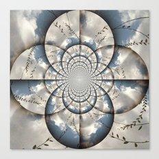 Hypnotic Sky Canvas Print