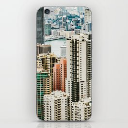 Harbour Section iPhone Skin