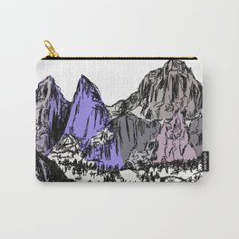 Mt Whitney Carry-All Pouch