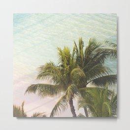 Waikiki Morning / Beach Photography Metal Print