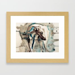 Out of the Dust Framed Art Print