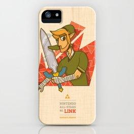 Link | Nintendo All-Stars #1 iPhone Case