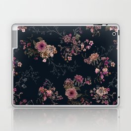 Japanese Boho Floral Laptop & iPad Skin