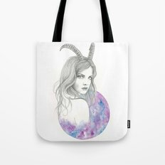 Zodiac - Capricorn Tote Bag