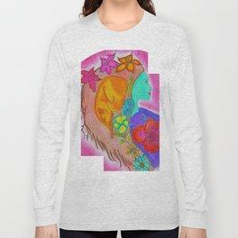 Mulher - raposa Long Sleeve T-shirt