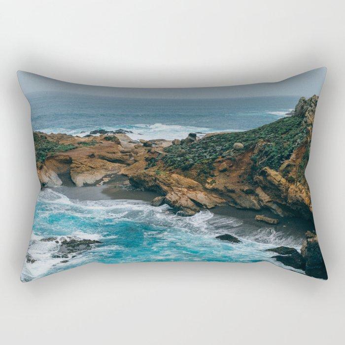 Big Sur Coast Rectangular Pillow