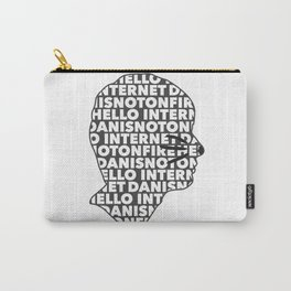 Hello Internet! Carry-All Pouch