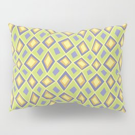 Diamonds are Forever-Happy Colors Pillow Sham