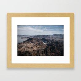 Las Vegas 2 Framed Art Print