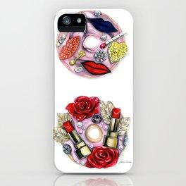 Stella Couture Donut iPhone Case