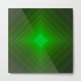 rhombus Metal Print