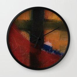 held in process Wall Clock