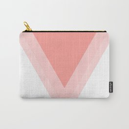 Pink Mountain III Carry-All Pouch