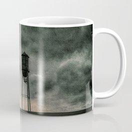Water Tower #textured Coffee Mug