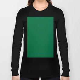Cadmium Green Long Sleeve T-shirt