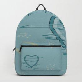 Pattern 2018 015 trembling hearts Backpack