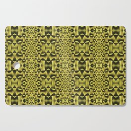 Yellow Haze Cutting Board