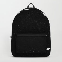 SCORPIO (BLACK & WHITE) Backpack