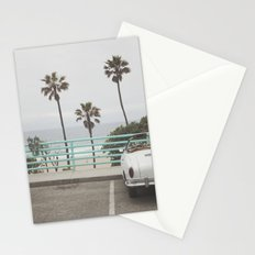 Cruisin Manhattan Beach Stationery Cards
