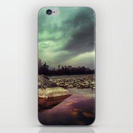 Mystic River iPhone Skin