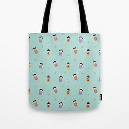 Kawaii Dolls Tote Bag