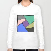 trip Long Sleeve T-shirts featuring Trip by Cs025