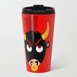 Furia Roja Travel Mug