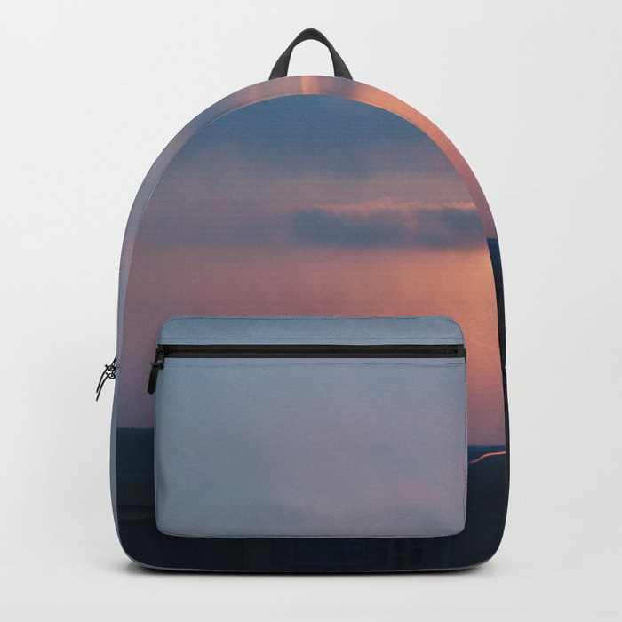 Pastel vibes 17 Backpack