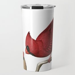 Northern Cardinals Travel Mug