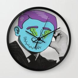 Money Bags Wall Clock