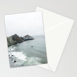 Beaches on the Pacific Coast Stationery Cards