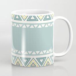 Colorful Geometric Boho Style 1 Coffee Mug