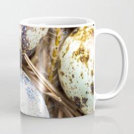 Fresh Quail Eggs Coffee Mug