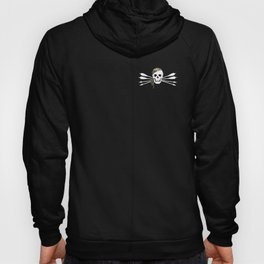 Pirate archer - skull and arrows Hoody