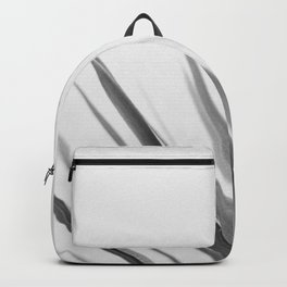 Pointy leaves Backpack