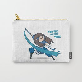 For the Water Tribe ! Carry-All Pouch