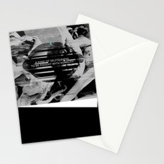 A KIND OF SELFISHNESS Stationery Cards