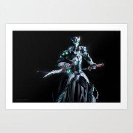 OV Genji Art Print