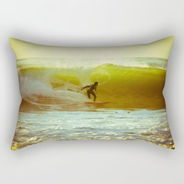 Pete's Wave Rectangular Pillow