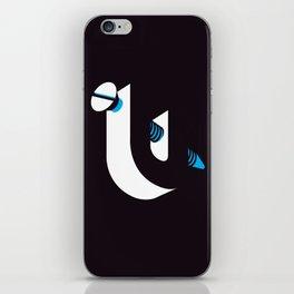 Screw-U! iPhone Skin