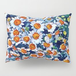 chrydsanthemum Pillow Sham