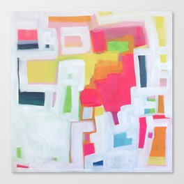 KiD CHARLEMAGNE Canvas Print