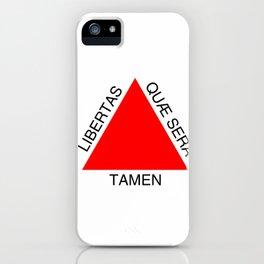 flag of Minas Gerais iPhone Case