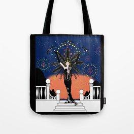 La Grande Vie Mardi Gras Tote Bag