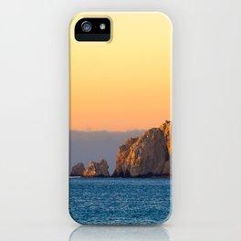 Cabo Sunrise iPhone Case