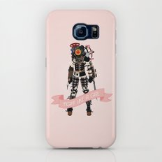 Fight Like a Girl: Big Sister Galaxy S7 Slim Case