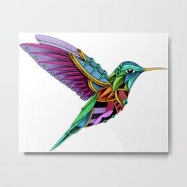 Hummingbird Vol. 2 Metal Print