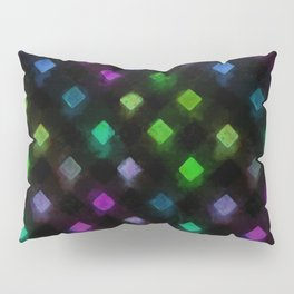 Awash in the Dark Pillow Sham