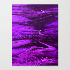 A Bit More Abstract Canvas Print